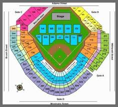 Comerica Park Seating Chart By Rows 16 Abundant Interactive Seating Chart For Comerica Park