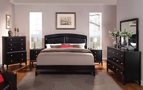 youth bedroom sets collection black