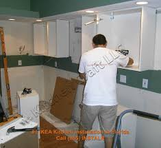 Installing Cabinets In Kitchen Table Toppers For Weddings Tags The Installation Of Kitchen