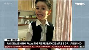 Pai do Henry fala sobre prisão de Dr. Jairinho e da mãe do menino:  'Demoníaco, assustador' - YouTube