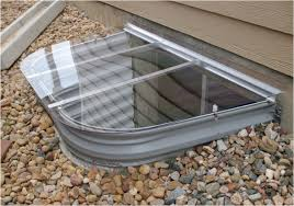Plain Basement Window Well Covers Home Depot T Intended Concept Ideas