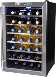 Amazon.com: NewAir AW-281E 28 Bottle Thermoelectric Wine Cooler: Appliances