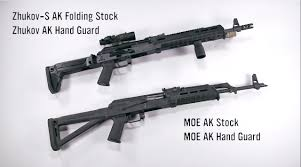 Magpul Lets You Ditch AK Wood If You Want To Go Modern