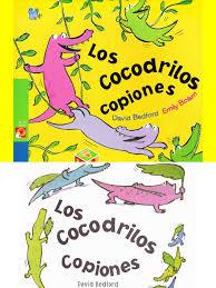 Resultado de imagen para los cocodrilos copiones