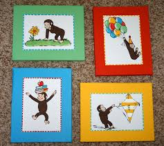 could maybe diy with pages from curious george books sbook paper