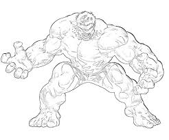 red coloring pages hulk vs red hulk coloring pages