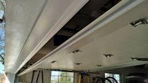 Shocking Garage Door Not Sealing Weather Seal Options Pdq For ...