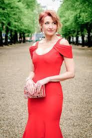 Lady in Red I WON at the UK Blog Awards iwillwearwhatilike.