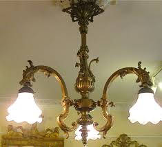 late victorian gas chandelier with dragons 239083 ingantiques co uk