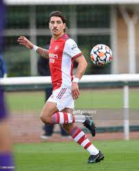 Hector Bellerin of Arsenal during a pre season friendly between... Foto di  attualità - Getty Images
