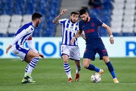 Atlético madridlast 6 matches real sociedad. Atletico Madrid 2 0 Real Sociedad Player Ratings Into The Calderon