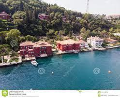 Aerial Drone View Of Istanbul Bosphorus, Kandilli / Beykoz Stock Photo -  Image of boat, anatolian: 121415774
