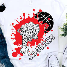 Basketball Svg Designs Jaguars Svg Basketball Svg Jaguars Basketball T Shirt Design Basketball Mom Shirt Cricut Cut Files Silhouette Cut Files Cutting Files