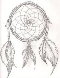 Dream Catcher Tattoo Sketch Dreamcatcher Tattoos Sketch TattooMagz 15