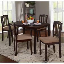 impressive kitchen espresso dinette set espresso dining table round intended for espresso round pedestal dining table ordinary