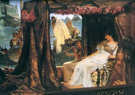antony and cleopatra essays warehouse essay warehouse essay  antony and cleopatra by sir lawrence alma tadema dutch antony and cleopatra 1883 by sir lawrence