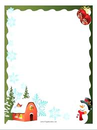 Holiday Borders For Word Documents Free To Border Word Template Document Templates Free Vraccelerator Co