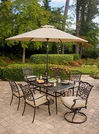 Patio Dining Umbrella