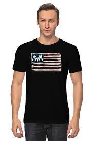 <b>Футболка классическая Flag Banner</b> AvA #1439113 от slider по ...
