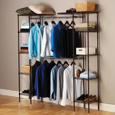 seville classics expandable closet organizer home design ideas