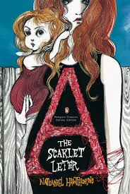 Scarlet Letter Book Cover The Scarlet Letter Penguin Classics Deluxe Edition By Nathaniel
