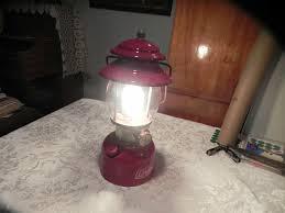 Vintage Retro Thermos Patio Light Home Camping Boat Lantern Model