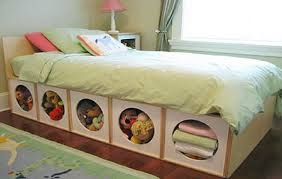 Under Bed Storage for Stuffed Toys