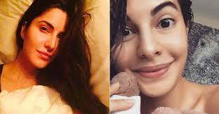 we all have seen bollywood actresses in makeup and they look absolute divas so here we bring you the images of these actresses without makeup which make