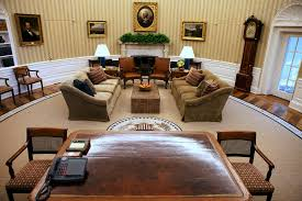 obamas oval office. President\u0027s Office Takes On New Neutral Tones, But Keeps Its Familiar Shape Obamas Oval