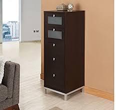 home office storage furniture. wooden drawer unit tall home office storage cabinet 5 drawers narrow brown furniture