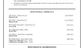 Resume Examples For Cooks Front Office Agent Cover Letter