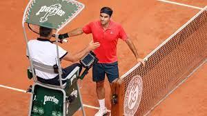 French Open tennis - Roger Federer ...