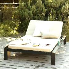 for double outdoor chaise lounge cushions