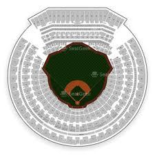 Oakland Athletics Seating Chart Map Seatgeek