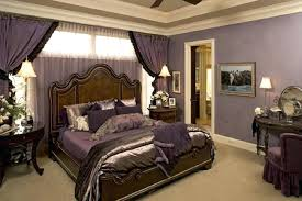 traditional bedroom design. Master Bedroom Decor Traditional Design Ideas With Purple Color Is Amethyst .