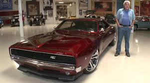 Viper-Powered 1968 Dodge Charger RTR on Jay Leno's Garage
