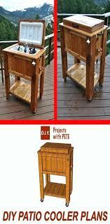wooden cooler box post wooden cooler box plans free