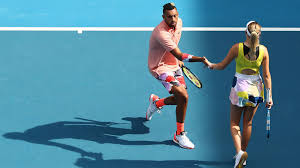 Australian Open: Nick Kyrgios backs up with Amanda Anisimova ...