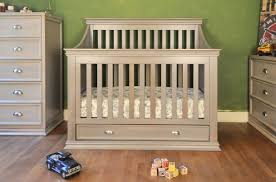 rustic crib furniture. Solid Wood Nursery Furniture. Rustic Mason 4-in-1 Convertible Crib With Toddler Furniture M