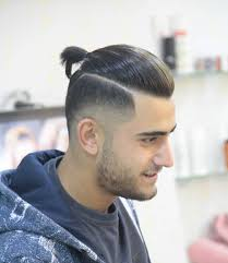20 Cool Man Bun Undercut 2018 Mens Haircut Styles