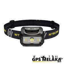<b>Nitecore NU35 Dual Power</b> Hybrid Working Headlamp - 460 lumens