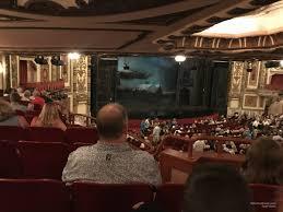 Cadillac Palace Theatre Dress Circle Left Rateyourseats Com