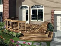 Porch deck ideas best 25 front on pinterest decks 6