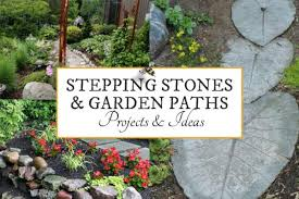 garden paths and stepping stones. here\u0027s a bunch of creative ideas for designing garden paths and walkways plus diy stepping stone stones