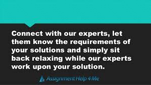 online assignment assistance in