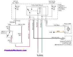 2003 mini cooper s automechanic 2003 mini cooper fuel pump wiring diagram