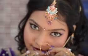 hindi bridal makeup videos tutorial pink studio bridal makeup for reception in hindi indian bridal makeup