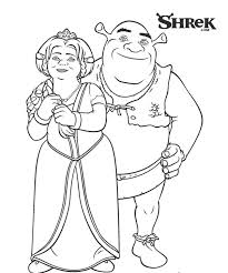 Small Picture Kids n funcom 18 coloring pages of Shrek 3