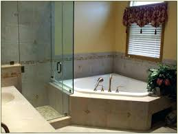 jacuzzi shower combination showers shower combo shower