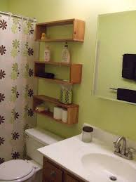 bathroom over the toilet storage ideas. (Image Credit: Curbly) Bathroom Over The Toilet Storage Ideas G